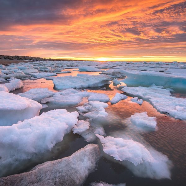 sea-north-tours-floe-ice-tours-churchill-river-sunset