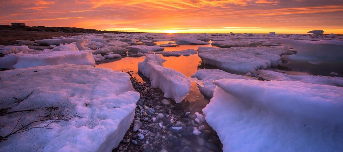 sea-north-tours-floe-ice-tours-churchill-sunset